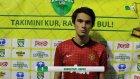 Doruk Pelit - Napoli Maç Sonu Röportaj