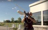 Radyo Dalgaları ile Droneları Etkisiz Hale Getiren Tüfek