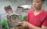 Saç Yıkama Makinesi İcat Eden Çinli