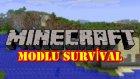 Minecrarft-Modlu-Survival-1-Başlıyoruz!!