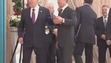 Selfie'den Hoşlanmayan Kazakistan Devlet Başkanı