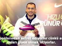 Adidas There will be Haters - Umut Bulut