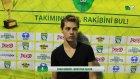 Kaan Akdeniz - Mavi Yeşil Algler Maç Sonu Röportaj