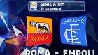 Roma 3-1 Empoli - Maç Özeti (17.10.2015)