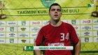 This İs Hızırtepe-Alaçatı Snack House maç sonu röportaj / SAKARYA / İddaa Rakipbul 2015 Kapanış Ligi
