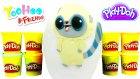 YooHoo Friends Oyun Hamuru Dev Sürpriz Yumurta Açma LPS Barbie Furby Boom Oyuncakları