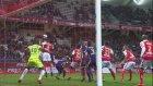 Reims 0-1 Caen - Maç Özeti (17.10.2015)