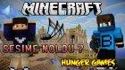 SESİM GG ? - Hunger Games - Minecraft Açlık Oyunları w/Barış Oyunda