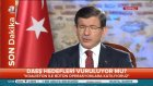 Başbakan Davutoğlu'ndan saygı duruşu açıklaması