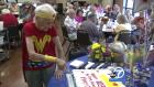Bitmek Bilmeyen Enerjisiyle 103'lük Wonder Woman!