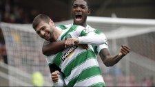 Celtic rakibini tek golle geçti