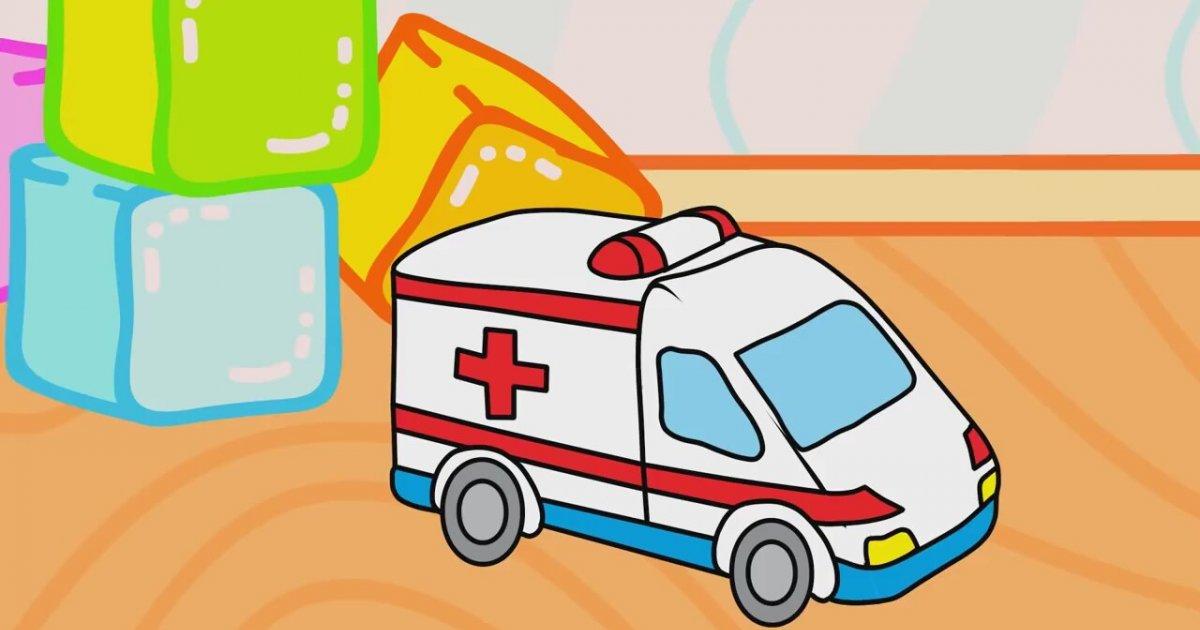 Cizgi Film Oyuncaklar Itfaiye Arabasi Ve Ambulans Izlesene Com