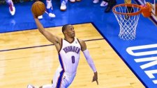 Russell Westbrook'un enfes smacı!