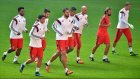Benfica Galatasaray maçı hazırlıklarını tamamladı