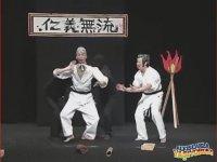Çok Haşin Karate Hocası