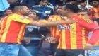 Fenerbahçeli minik taraftarı ağlattılar