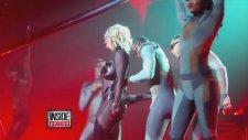 Britney Spears'ın Fermuarı Patlayınca!