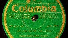 Hafız Burhan - İstklal Marşı - Gerçek Taş Plak Kaydı