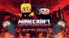2 TANE BOSS KESTİK! (Minecraft Herobrine Return) - Bölüm 2
