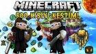 500 KİŞİ KESTİM! - Minecraft Sky Wars! - Minecraft Gökyüzü Savaşları!