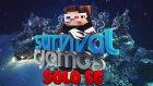 Beklenen SOLO SG! (Türkçe Minecraft Hunger Games - #154)