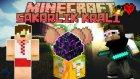 BÖYLE SAKARLIK GÖRÜLMEDİ VE BugraaK - Türkçe Minecraft Yumurta Savaşları(Egg Wars) w/ Minecraft Evi