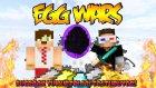 BugraaK Yumurtaları Çoşturuyor! - Minecraft Yumurta Savaşları! w/ Minecraft Evi