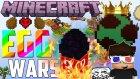 ÇÜRÜK YUMURTA SERÜVENİ! - Minecraft Yumurta Savaşları! - Minecraft Egg Wars!