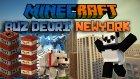 EVDE ATOM BOMBASI PATLATTIK VE NEWYORK! - Minecraft BUZ DEVRİ! : Bölüm 6
