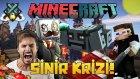 GHOST GAMER SİNİRDEN AĞLADI! - Minecraft Yatak Savaşları! - Minecraft BEDWARS! - w/ Ghost Gamer