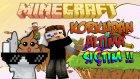 KORKUDAN ALTIMA SIÇTIM! - Minecraft Sky Wars! - Minecraft Gökyüzü Savaşları!