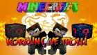 KORKUNÇ VE TROLL ŞANS BLOKLARI! - Minecraft ŞANSLI ADALAR! - Minecraft Lucky Islands!