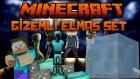 Minecraft GİZEMLİ ELMAS SET! - Minecraft Sky Wars! - Minecraft Gökyüzü Savaşları!