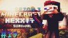 Minecraft Hexxit - Uçan Lanetli Kale! - S3 & Bölüm 19