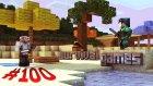 Minecraft Hunger Games - Bölüm 100 - Geri Dönüş! w/Facecam