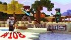 Minecraft Hunger Games - Bölüm 108 - Günlük Hayatım! w/Şans