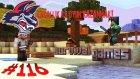 Minecraft Hunger Games - Bölüm 116 - Yaz Tatili ve Çakallık ile Oyun KAZANMAK!
