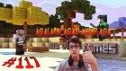 Minecraft Hunger Games - Bölüm 117 - Minecraft Geçmişim ve Facebook! w/3v1