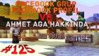 Minecraft Hunger Games - Bölüm 125 - KENDİ HAKKIMDA ve FACEBOOK GRUP!