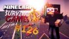 Minecraft Hunger Games - Bölüm 126 - SÜPER KAHRAMAN OLSAM?