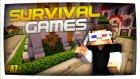 Minecraft Hunger Games - Bölüm 47 - 20.000 Özel! Facecam!