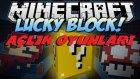 Minecraft ŞANS BLOK SAVAŞLARI! - Hunger Games w/ Türkçe Takıntılı Oyuncu