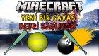 Minecraft SPOR SAVAŞLARI - YENİ BİR SAVAŞ DEVRİ BAŞLIYOR! - w/Barış Oyunda,Wolvoroth Gaming