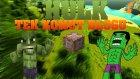 Minecraft Tek Komut Bloğu ile HULK (Avengers) Yapmak | Vanilla Minecraft 1.8.X!