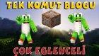 Minecraft Tek Komut Bloğu ile YOSHİ YOSHİ YAPMAK! - BÖYLE BİRŞEY GÖRÜLMEDİ!