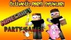 ÖLÜMCÜL PARTİ OYUNLARI! - Minecraft Parti Oyunları