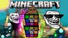 TROLL ŞANS BLOK SAVAŞLARI! - Minecraft ŞANSLI ADALAR! - Minecraft Lucky Islands!