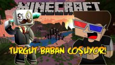 Turgut Baban Coşuyor! (Türkçe Minecraft Hunger Games - #161) w/ GhostGamer