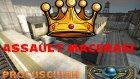 Türkçe Cs:Go | Assault Macerası Zorlu Oyun!