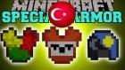 Türkçe Minecraft Mod Tanıtımları : Bölüm 5 - LANETLİ İNANILMAZ ZIRHLAR!